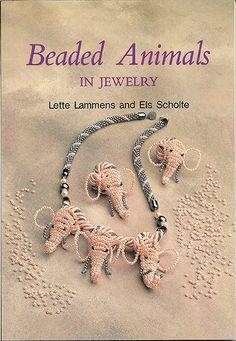 Beaded Animals in Jewelry (Like NEW) at Sova-Enterprises.com