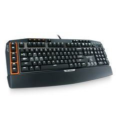 Amazon.com: Logitech G710+ Mechanical Gaming Keyboard with Tactile High-Speed Keys - Black: Electronics