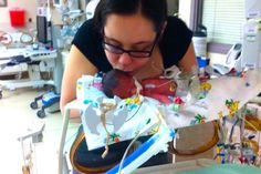 Premature Baby Is Going Home After 3 Years In The Hospital - http://zogdaily.com/premature-baby-going-home-3-years-hospital/