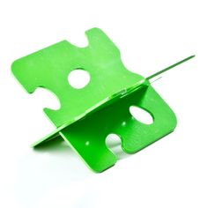 """Card holder """"Delicious Monster"""" by Holly Birkby for Carrol Boyes. Epoxy-coated stainless steel, made in South Africa."""