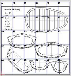 Canoe Plans, Wooden Boat Plans, Wooden Boats, Kayaks, Canoa Kayak, Model Sailing Ships, Folding Boat, Wooden Kayak, Boat Kits