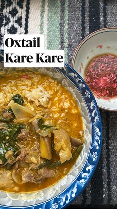 Oxtail Recipes, Beef Recipes, Soup Recipes, Dinner Recipes, Cooking Recipes, Indian Food Recipes, Asian Recipes, Ethnic Recipes, Phillipino Food