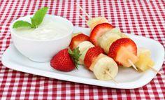 Creamy Dairy-Free Fruit Dip