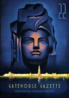 1940 San Francisco World's Fair Art Deco Poster Jamie Chung, Art Deco Posters, Cool Posters, Sucker Punch, Vintage Advertisements, Vintage Ads, Retro Ads, Vintage Books, Steampunk