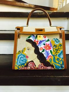 Hand Painted Backpack Bags Philippines
