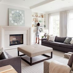 A beautiful room by Kelly Deck Design