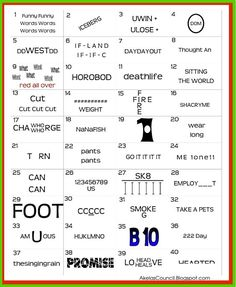 Akela's Council Cub Scout Leader Training: Blue & Gold Banquet Dinner Printable Rebus Word Puzzle PreOpener for the Blue and Gold Cub Scout Banquet - Printable Party Game Brain Teaser: