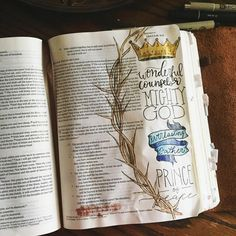 We had a wonderful Thanksgiving with our families! It's great to journal after such a lovely few days. I'm so excited to start the #shereadstruth advent study.  How lucky are we to have such a savior? To be a part of an earthly Royal lineage, yet born in a stable. A King that would live poor, in the likeness of men...only so He could redeem us.  We are so blessed to have such a wonderful counselor, mighty God, everlasting Father...Prince of Peace!  #illustratedfaith #biblejournaling