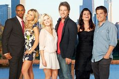 Happy Endings sitcom