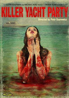 Killer yaht Party