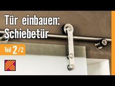 Tür einbauen: Schiebetür - Kapitel 2: Türeinbau