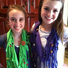 Selling these cute fringe & beaded scarves for a Mission trip to Tansania!!