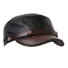 Popular Motorcycle Leather Hats-Buy Cheap Motorcycle Leather Hats ...