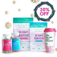 Christmas Bundle: Teatox + Gummies