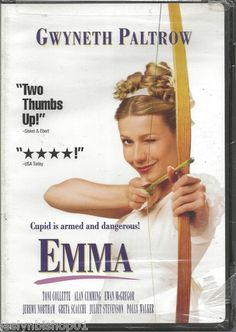 Emma DVD 1999 Gwyneth Paltrow Director Douglas McGrath | eBay