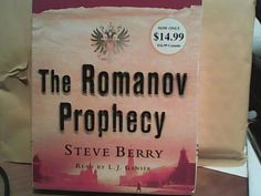 Steve Berry The Romanov Prophecy Audiobook