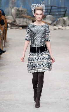 Chanel Haute Couture F/W Paris
