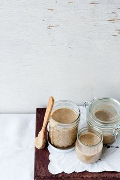 toasted coconut hazelnut butter