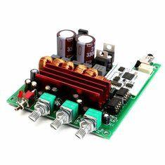 #Banggood TPA3116 100w Bluetooth 4.0 аудио ресивер HiFi стерео усилитель усилитель платы (1059332) #SuperDeals