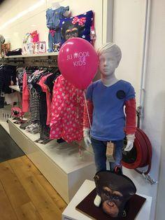 Bedrukte Ballonnen JIJ mode Roosendaal