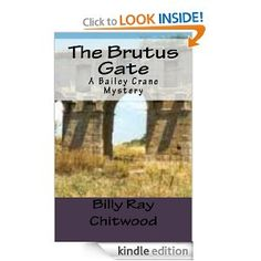The Brutus Gate, A Bailey Crane Mystery