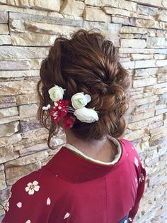 卒業式 袴 和装 ブライダル ヘアセット 堀田慎太郎/OPShair feliz【オプスヘアーフェリース】をご紹介。2017年冬の最新ヘアスタイルを100万点以上掲載!ミディアム、ショート、ボブなど豊富な条件でヘアスタイル・髪型・アレンジをチェック。