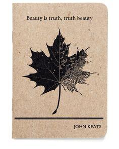 """""""leaf"""" notebook"""