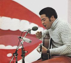 Bill Withers. I could listen to LOVELY DAY every morning for the rest of my life.