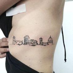 good morning! Tattoo creds: @bombardi_riccardo_tatuami | Artist: @smalltattoo_ideas