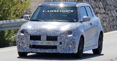 All New Suzuki Swift Sport Scooped With New Styling And Turbo'd Engine