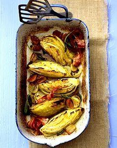 Weisskohl aus dem Ofen mit Salbei - Rezepte - [LIVING AT HOME]