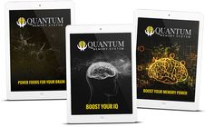 Quantum Memory System Reviews – Real Brain Boosting Tricks Program?