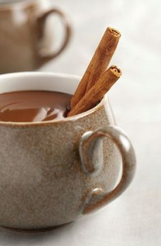Traditional Spanish Hot Chocolate Recipe on Cake Central, ,