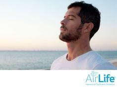 Mejora tu salud respirando aire limpio. LAS MEJORES SOLUCIONES EN PURIFICACIÓN DEL AIRE. Tu cuerpo está expuesto a cientos de toxinas, respirar aire puro, le ayudará a renovarse y a eliminar las sustancias nocivas. En AirLife, nuestro compromiso es mejorar nuestras soluciones para generar ambientes más limpios. Te invitamos a ingresar a nuestro sitio en internet, para obtener más información. www.airlifeservice.com #airlife