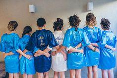 dia da noiva com madrinhas em mini wedding