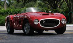 One-of-a-kind 1952 Lazzarino Sports Prototipo heads to auction