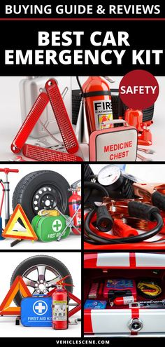 Car troubles are inevitable. Prepare yourself by investing in the best car emergency kit you can find. Here& a buying guide and top picks for them. Car Safety Kit, Safety Tips, Headlight Restoration Diy, Cool Car Gadgets, Car Accessories For Guys, Car Essentials, Rims For Cars, Car Tools, Car Hacks