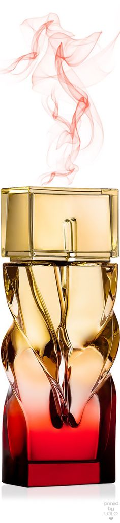 Christian Louboutin Tornade Blonde New Fragrance | LOLO