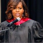 Michelle Obama criticizes school segregation, but her own daughters are safe at private school