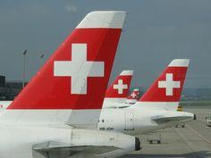 Swiss International Air Lines ZRH hub Zermatt, Winterthur, Swiss Flag, Swiss Air, Swiss Switzerland, Bernina Express, Travel Memories, Eurotrip, Air Travel