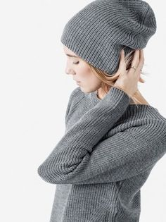 The perfect slouch