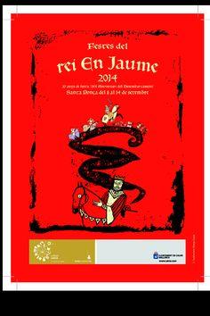 Festes del rei En Jaume 2014. Del 8 al 14 de setembre