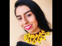 Crochet Earrings, Creations, Tutorials, Jewelry, Fashion, Necklaces, Gold Necklaces, Crochet Necklace, Wire Jewelry