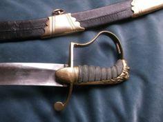 1796 P British Senior Cavalry Sword Napoleonic Sabre Waterloo 1812 .