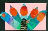 Artsonia Art Exhibit :: Painted Peacocks