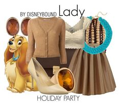 """Lady"" by leslieakay ❤ liked on Polyvore featuring Napier, Onna Ehrlich, Chicwish, J.TOMSON, Ermanno Scervino, Kenneth Jay Lane and BCBGeneration"