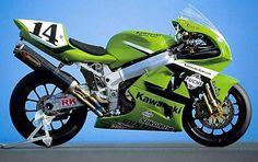 Kawasaki ZX-7RR 2002 - World Superbike Championship