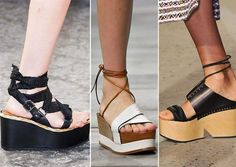 sandals 2015 trends - Google Search