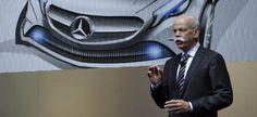 Vertrauen in die eigene Arbeit: Dr. Zetsche kauft Daimler Aktien