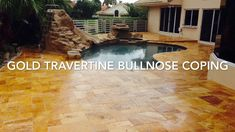 Outdoor Travertine Pavers San Jose, CA Travertine Pavers, Swimming Pool Tiles, Paver Walkway, French Pattern, Pool Coping, Wall Seating, San Jose, Pool Backyard, Backyard Designs